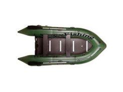 Лодка BARK BN-330Sчетырехместная моторная килевая со сплошным разборным настилом