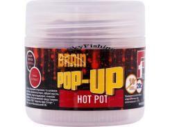 Бойлы Brain Pop-Up F1 Hot Pot (специи)10mm 20gr