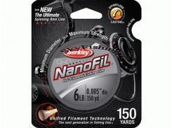 Шнур Berkley NANOFIL Clear 1800M 0.10 прозрачный