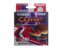 Леска POWER-Carp WINER 150м. 0.40
