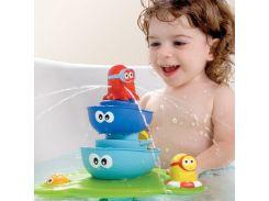 Игрушка для купания - Водопад-Фонтан-Брызгалка