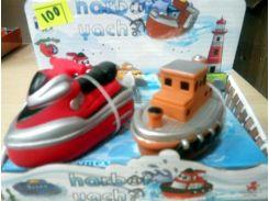 Кораблик с мотором для ванной водный мотоцикл