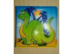 Книжки для ванной Динозавры