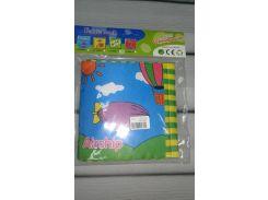 Книжка шуршалка для самых маленьких Дирижабль