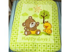 Детское одеяло–плед