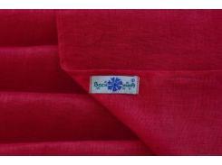 Слинг шарф марлевка Красный