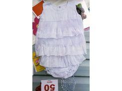 Платье для маленькой девочки 74