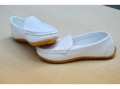 Стильные туфли Голубой, 35