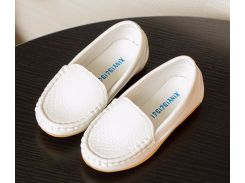 Стильные туфли Белый, 23