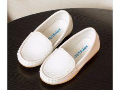 Стильные туфли Белый, 24