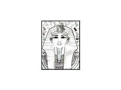 Colorvelvet Egyptian pharaoh