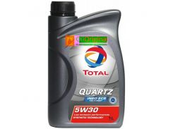 Total Quartz Ineo ECS  5w-30 1лTotal