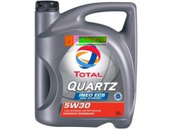 Total Quartz Ineo ECS   5w-30 5лTotal