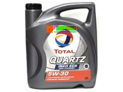 Total Quartz Ineo ECS    5w-30 4лTotal