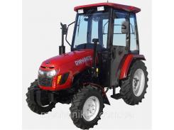 Трактор DW 404DC (40 л.с.; ГУР; полный привод)