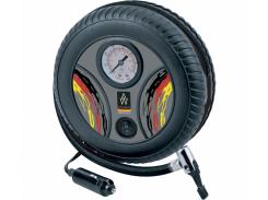 Автомобильный компрессор Auto Welle AW02-12 (пластиковый, 12V, 9A, 25 л/мин)