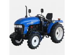 Трактор JINMA JMT3244HX (3 цил., 24л.с., ГУР, КПП(16+4), 2ух дисковое сцепление, сиденье на пружине)