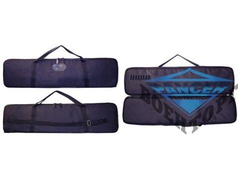 Чехол синтетический прямоугольный 110 см для оружия с 2-мя стволами №1 Киев