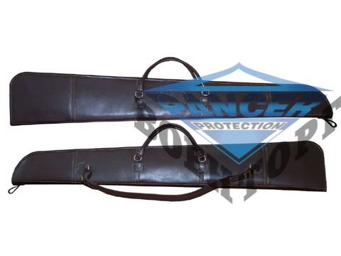 Чехол кожаный 135 см для оружия без оптики Киев