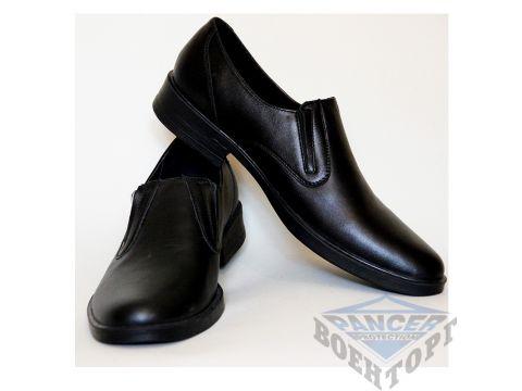 Туфли офицерские с круглым носком Киев