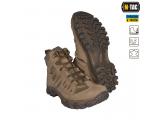Цены на M-Tac ботинки полевые Mk.2 оли...
