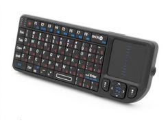 Пульт для телевизора с клавиатурой Rii mini i1 RT-MWK01, TouchPad, LED, Black Original