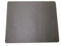 Коврик для мыши тканевый прорезиненый 1,6мм черный 240x200