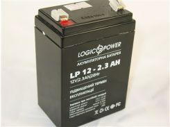 Аккумулятор 12V 2,3Ah Тип-2 LogicPower