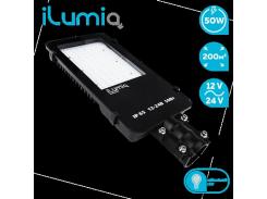 Светильник консольный Ilumia 081 SL-50-NW-12/24 7000Лм, 50Вт, 4000К, 12-24В постоянного тока