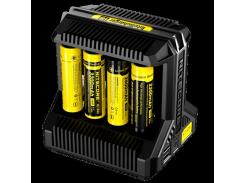 Зарядное устройство от 220V/12V Nitecore i8, Ni-Cd/Ni-Mh/Li-Ion/IMR, Box