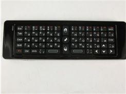 Пульт для телевизора с клавиатурой Rii mini i13 RT-MWK13, Black Original