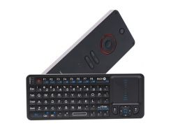 Пульт для телевизора с клавиатурой Rii mini i6 RT-MWK06, TouchPad, Black Original