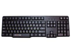 Клавиатура LogicPower KB-041 black USB