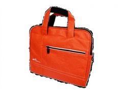 "Сумка для ноутбука 14,1"" LogicFox LF102080-OR саржевый нейлон, рыжий"