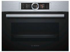 Духовой шкаф-пароварка Bosch CSG656BS1