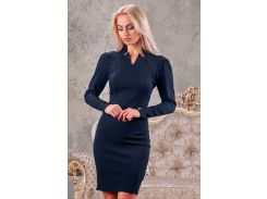 Платье V&V 2186 50 синий