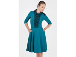 Платье V&V 1803 48 морская волна