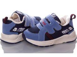 Кроссовки Clibee K308-blue-red 24 Голубой