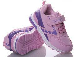 Кроссовки Clibee NF758-pink-purple 27 Розовый