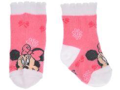 Носки Disney Minnie ER0673 11.5/12 Pink