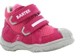 Ботинки Bartek T-31937/0Z8 21 Розовые