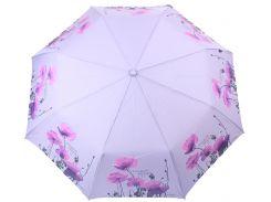 Зонт складной HDueO HDUE-242-4 полный автомат Фиолетово-сиреневый