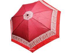 Зонт складной Derby 744165P-5 полный автомат Красный кант