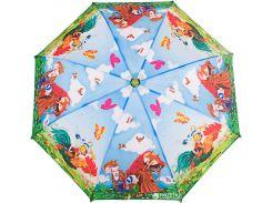 Зонт-трость детский Zest Z21565-6 механический Разноцветный