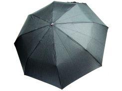 Зонт складной Doppler 74667BFG-3 полный автомат Черный гусиные лапки