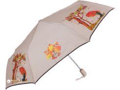 Зонт складной Airton Z3912-2 полный автомат Бежевый