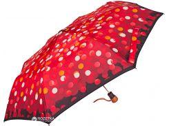 Зонт складной Airton Z3635-34 полуавтомат Красный