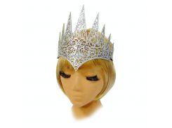 Корона на резинке Ажурная королева SETA Decor 17-363SL