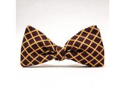 Галстук-бабочка KRAGO Great Gatsby Фиолетовый (KRG-00467)