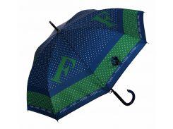 Зонт трость Ferre Milano с куполом из плотной ткани 6033-2